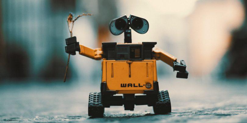 Digitale Verwaltung, Digitalisierung, E-Government, Roboter