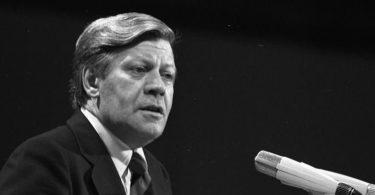 Helmut Schmidt, Deutscher Bundeskanzler