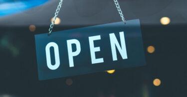 Geöffnet öffentlicher Dienst