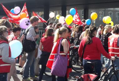 Streik öffentlicher Dienst