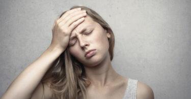 Frau Stress öffentlicher Dienst