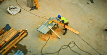 Baustelle Bauarbeiten